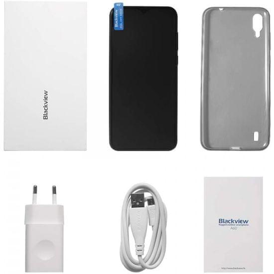 iGET Blackview A60 pametni telefon, 1/16 GB, moder