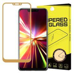 MG Full Glue zaščitno steklo za Huawei Mate 20 Lite, zlato