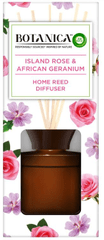 Air wick Botanica Air Wick Pálcás légfrissítő - Exotikus rózsa és afrikai muskátli 80ml