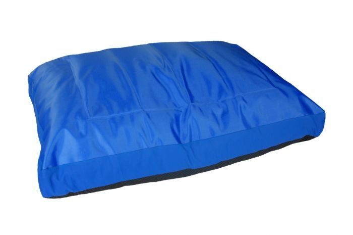 Karlie chladící pelíšek modrý, 90x60x20 cm