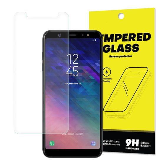 MG 9H zaščitno steklo za Samsung Galaxy A6 Plus 2018 A605