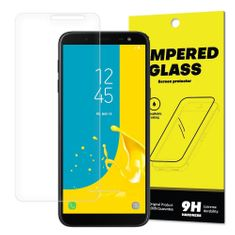 MG 9H zaščitno steklo za Samsung Galaxy J6 2018 J600