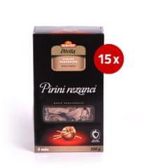 Mlinotest Divita pirini rezanci, 15 x 250 g