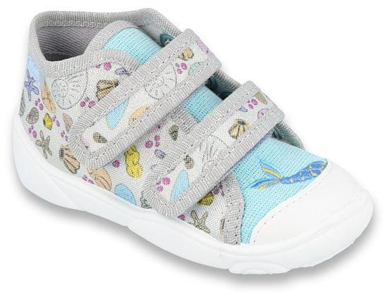 Befado Maxi 212P065 lány tornacipő