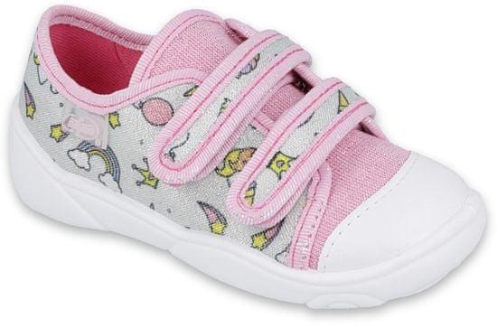 Befado Maxi 907P115 lány tornacipő