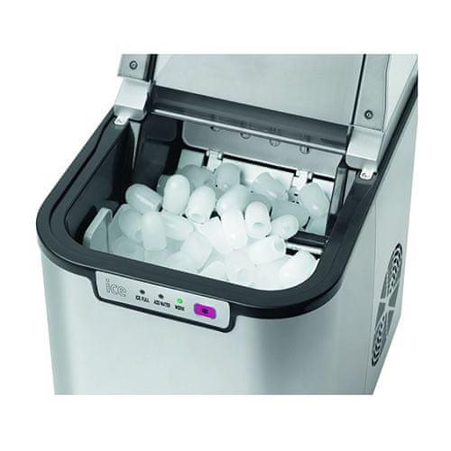 Clatronic EWB 3526 jégkészítő, 10-15 kg jég, LED, 2,2L, EWB 3526 jégkészítő, 10-15 kg jég, LED, 2,2L