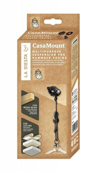 La Siesta Uchytenie hojdacej sedačky alebo vaku CasaMount - rozbalené