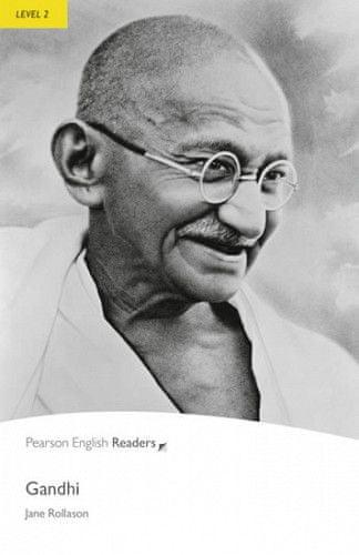 Jane Rollason: PER   Level 2: Gandhi