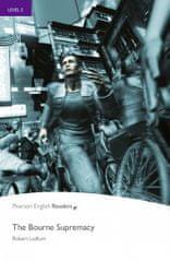 Robert Ludlum: PER | Level 5: The Bourne Supremacy Bk/MP3 Pack