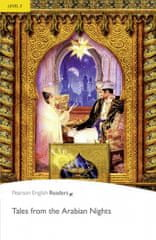 Hans Christian Andersen: PER | Level 2: Tales from the Arabian Nights Bk/MP3 Pack