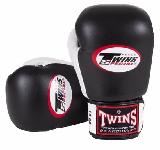 Twins Boxerské rukavice BGVL-3 černá/bílá barva