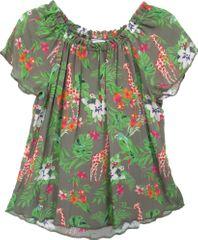 Topo dívčí tunika 98, zelená
