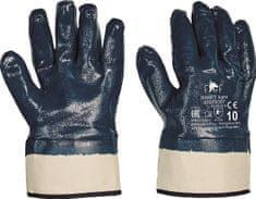 Fridrich&Fridrich Nitrilové máčené pracovní rukavice Swift Light HS 04-008, mechanické - extrémní záťež
