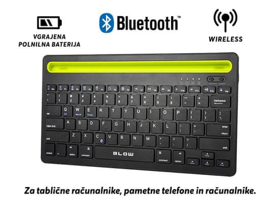 Blow BK105 brezžična Bluetooth tipkovnica