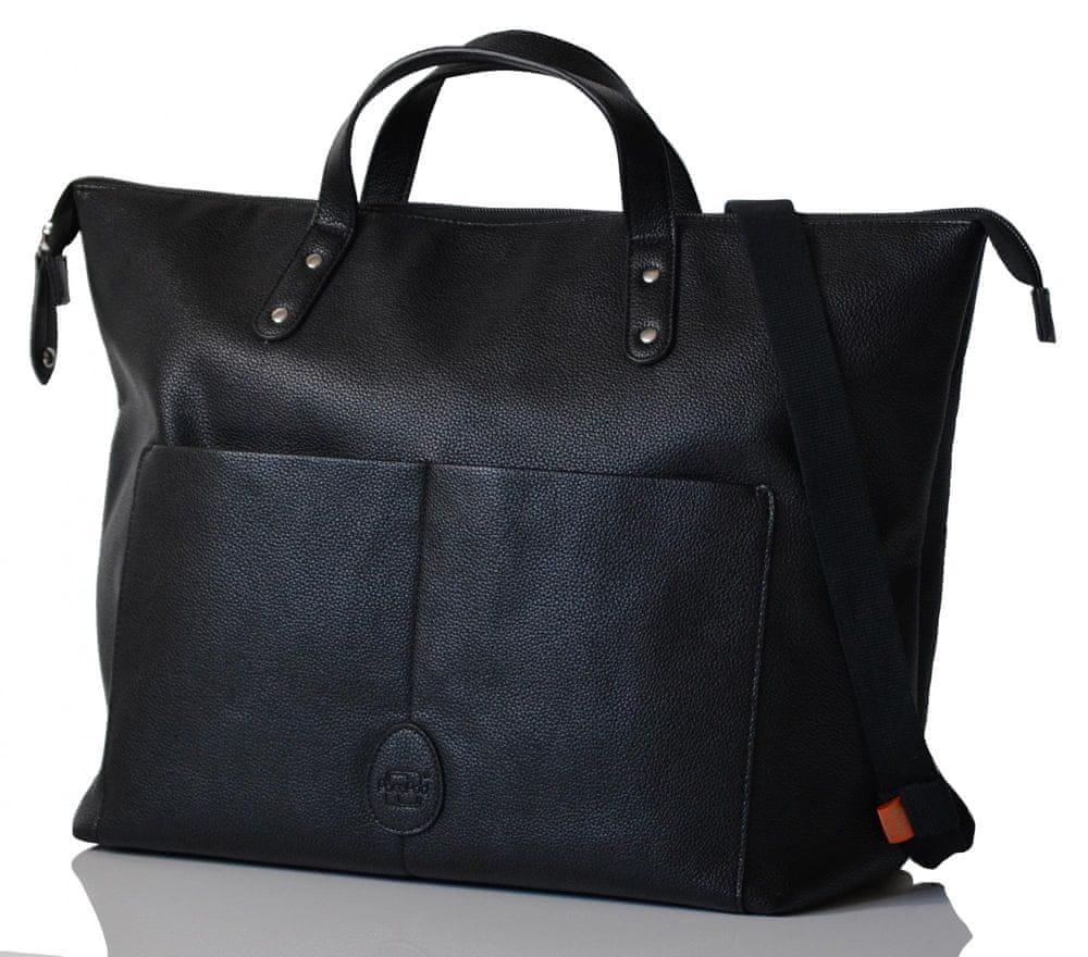 PacaPod SAUNTON černá - přebalovací taška i batoh