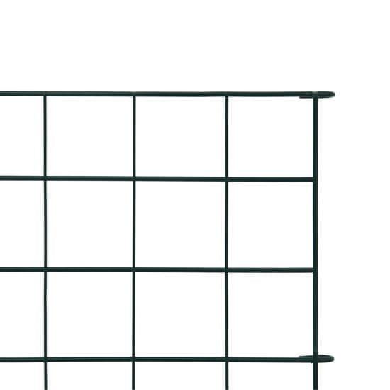 shumee Plot k jazierku 77,5x64 cm, zelený