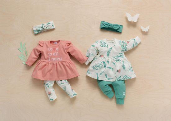 PINOKIO Spring Light tunika za djevojčice
