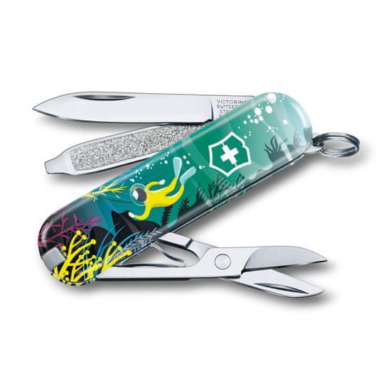 Victorinox žepni nož Classic Deep Dive