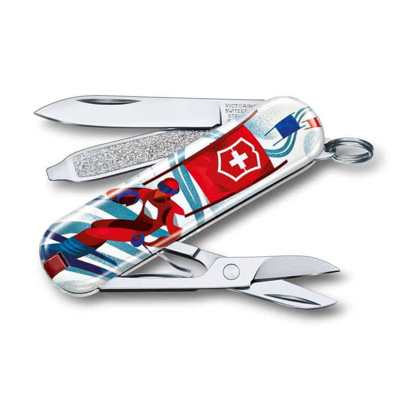 Victorinox nůž Classic Ski Race