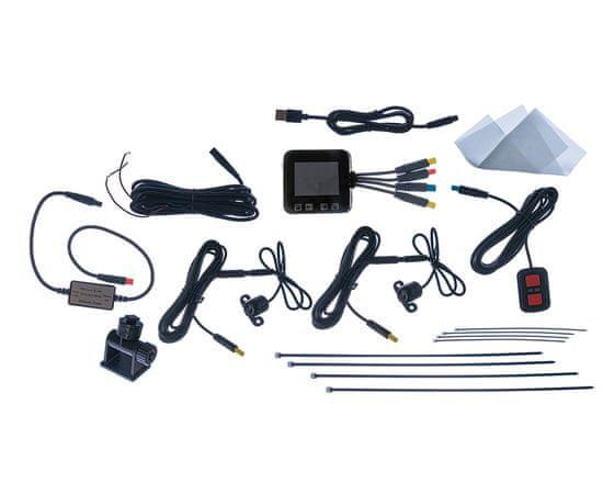 Cappa Duální kamera se záznamem C6