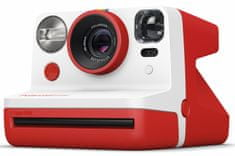POLAROID Now fotoaparat, rdeč