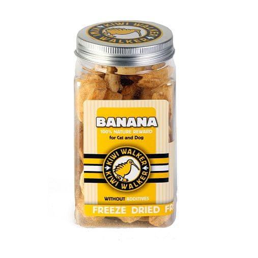 KIWI WALKER Mrazem sušený banán 70 g