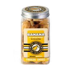 KIWI WALKER Mrazom sušený banán 70 g