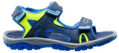 HI-TEC chlapčenské sandále MENAR JR 923 28 modrá