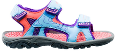 Hi-Tec dekliški sandali MENAR JRG 924, 28, roza/modri