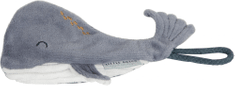 Little Dutch Klip na cumlík veľryba ocean blue