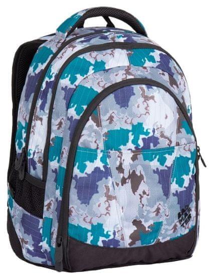 Bagmaster Studentský batoh Digital 7 H