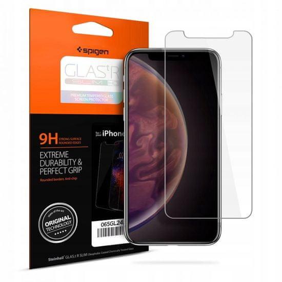 Spigen Glas.Tr Slim ochranné sklo na iPhone 11 Pro / XS / X