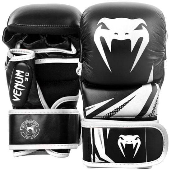 """VENUM Sparingové MMA rukavice """"Challenger"""", černá/bílá M"""