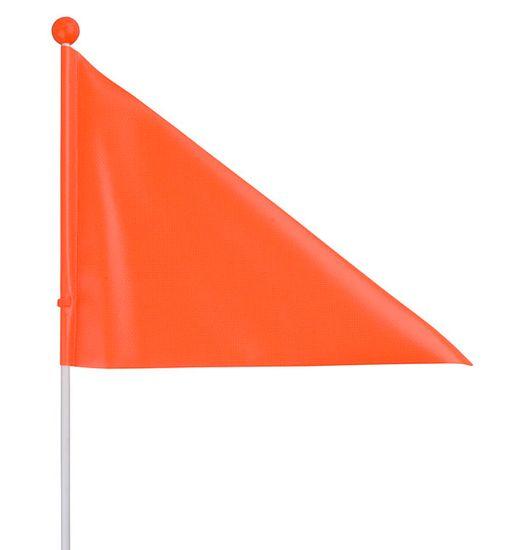 Pro-T Praporek na jízdní kolo - oranžová