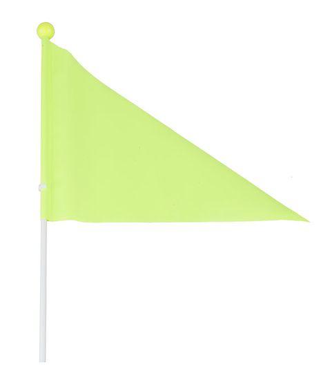 Pro-T Praporek na jízdní kolo - fluo žlutá