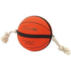 Karlie akční míč, oranžový, 24 cm
