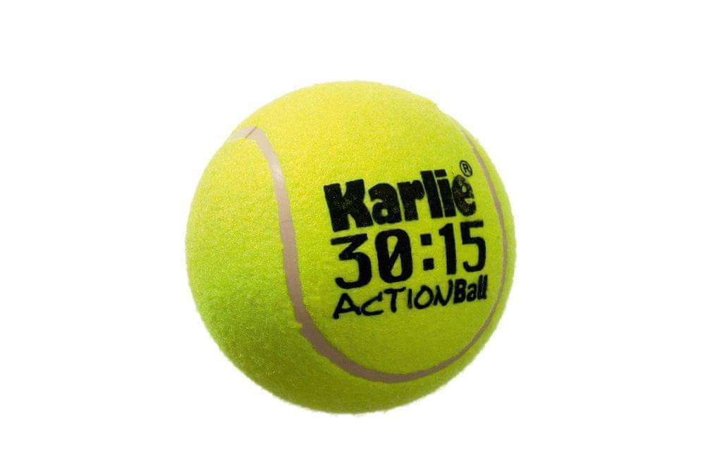 Karlie tenisový míč, průměr 13 cm