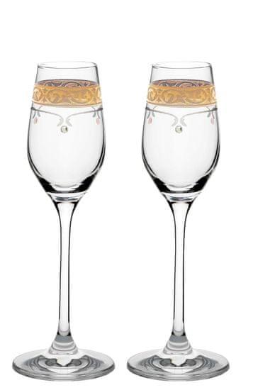 Royal GOLD Likér 95ml 40352 Swarovski® (2KS)