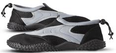 Mystic Aqua Walker čevlji za v vodo, črno-sivi, 37