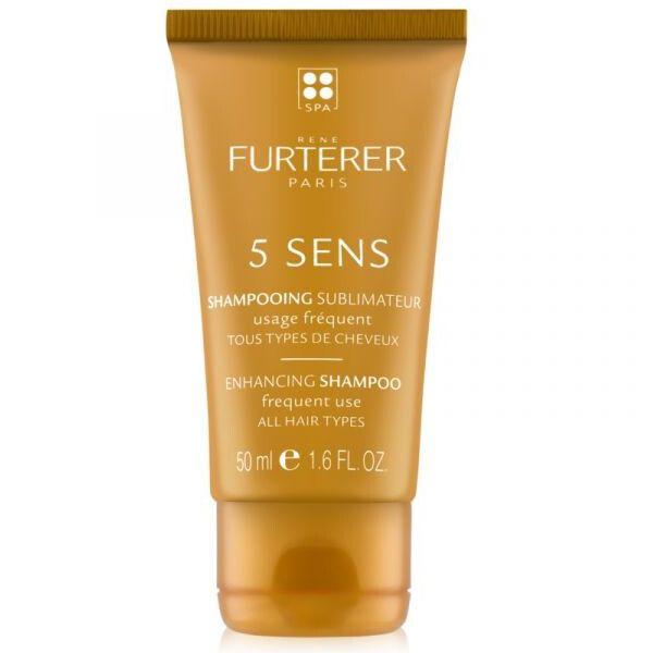 René Furterer Posilující šampon pro všechny typy vlasů 5 Sens (Enhancing Shampoo) (Objem 200 ml)