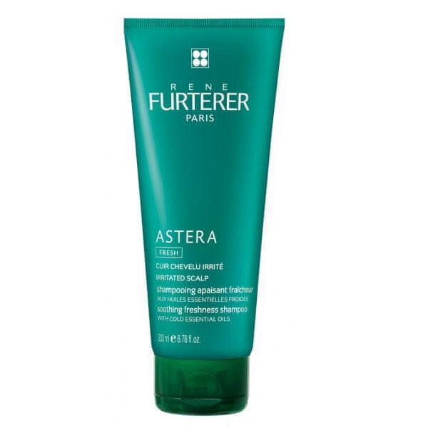 René Furterer Zklidňující šampon na podrážděnou pokožku hlavy Astera Fresh (Soothing Freshness Shampoo) (Objem 200 ml)