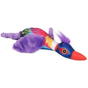 Karlie hračka pro psy bláznivý pták