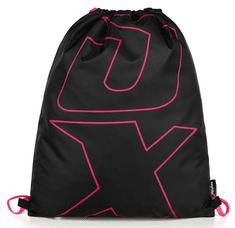 Karton P+P OXY BLACK LINE pink vrećasti ruksak