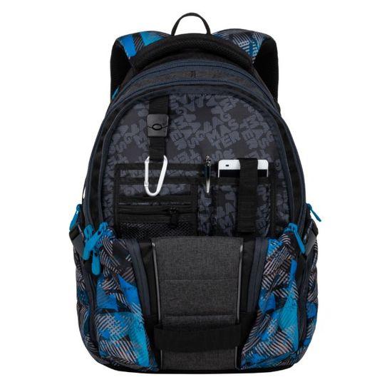 Bagmaster BAGMASTER BAG 20 D BLUE/GREY/BLACK