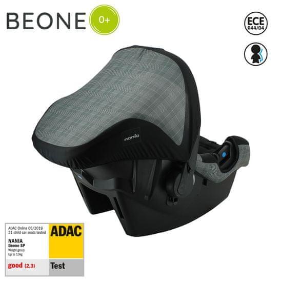 Nania fotelik samochodowy Beone London Grey 2020