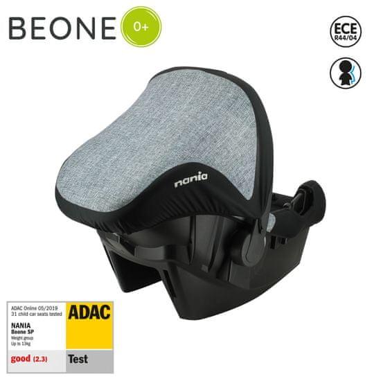 Nania fotelik samochodowy Beone Silver First 2020