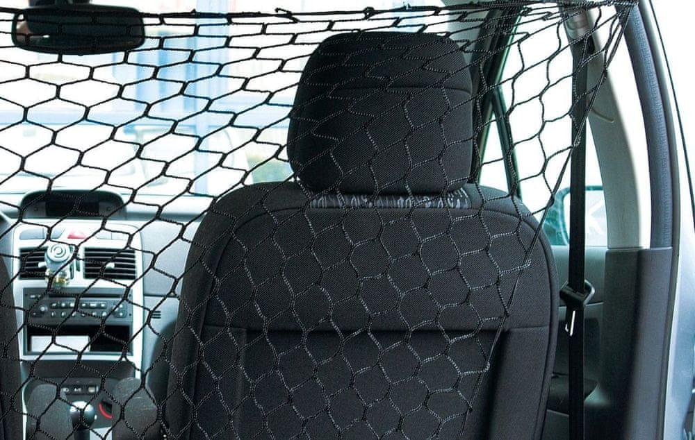 Karlie ochranná síť do auta 110-120x80-90 cm
