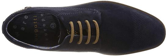 BUGATTI Férfi cipő 312647021400-4100