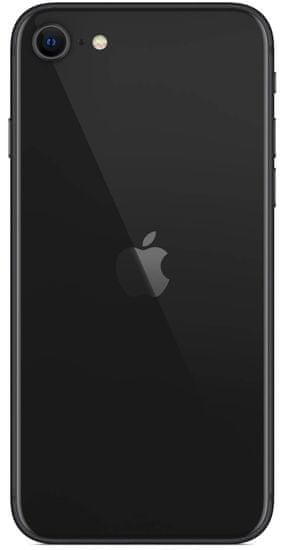 Apple iPhone SE (2020) mobilni telefon, 128 GB, črn