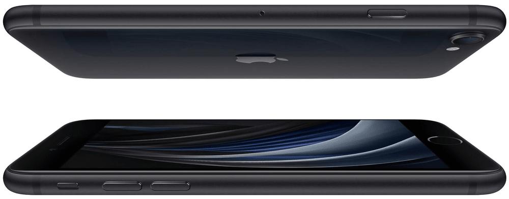 Apple iPhone SE 2020, 64GB, Black - použité